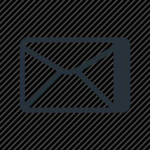 Email, envelope, letter, mail, newsletter, subscription icon - Download on Iconfinder
