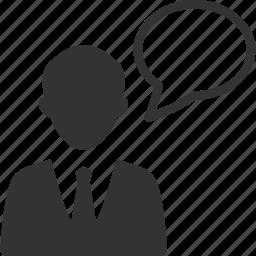 consultant, customer service, customer support icon