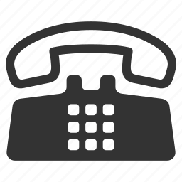 call us, contact us, telephone icon
