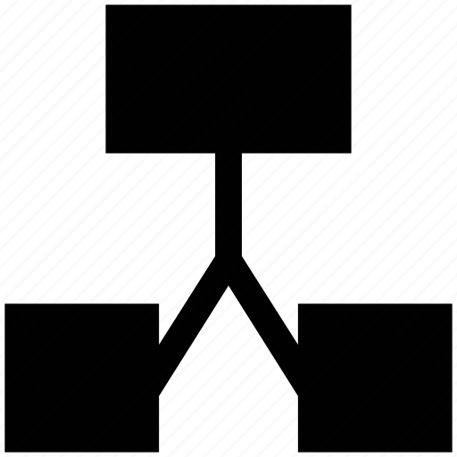 branch, connection, element, elements icon