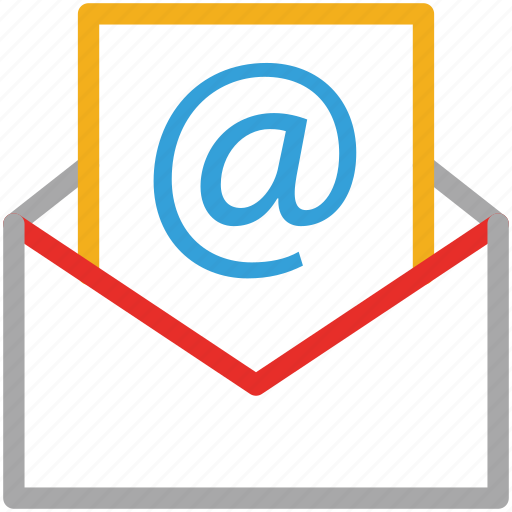 email, email message, email sign, mail icon