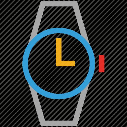 time, timer, watch, wrist watch icon