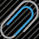 attach file, attachment, clip, paperclip