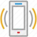 cell phone, mobile, mobile phone, mobile ringing icon