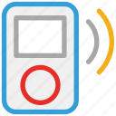 ipod, music, music player, player icon