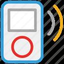 ipod, music player, music, player