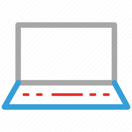laptop, machine, pc, personal computer icon