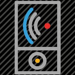 internet, mobile, signals, wifi icon