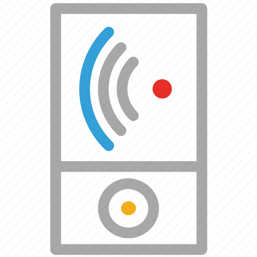 internet, mobile, signals, wifi icon