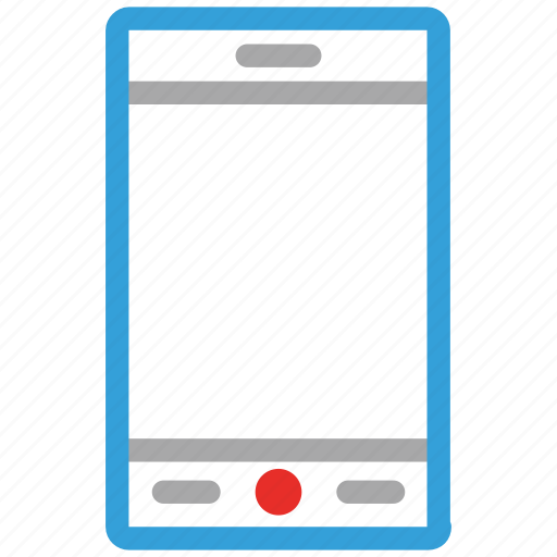 Smartphone, mobile, communication, phone icon
