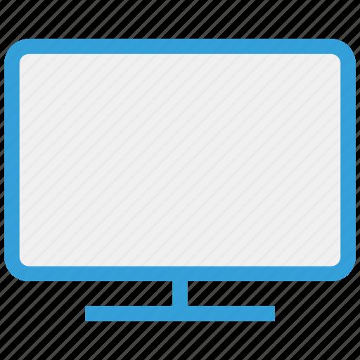 display, flat screen, monitor, screen icon