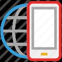 mobile, globe, mobile internet, internet