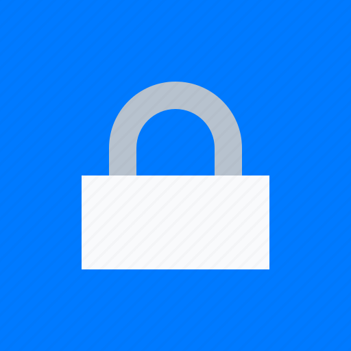 adaptive icon, communications, devices, ios, lock, material grid, password icon