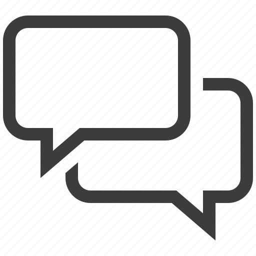 bubbles, chat, communication, conversation, service, speech, talk icon