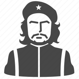 che, communism, guerrilla, guevara, leader, marxist, revolutionary icon