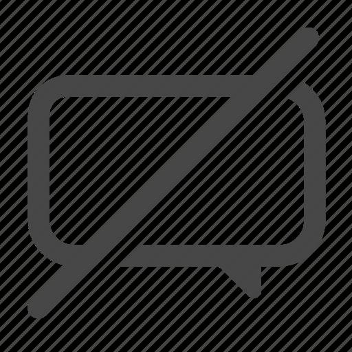 comment, communism, ineligible, no, prohibits, restrict, speak icon