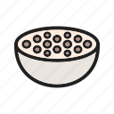 box, charity, community, donation, food, service, volunteer icon