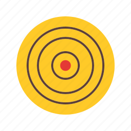 business, communication, community, focus, marketing, social, strategic icon