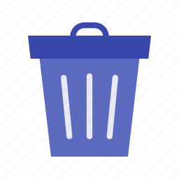 bags, bin, dirty, dump, environment, garbage, plastic icon