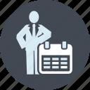 app, calendar, events, organizer, people, reminder, schedule