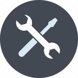 line, maintenance, setting, support, technical, tool, utility icon