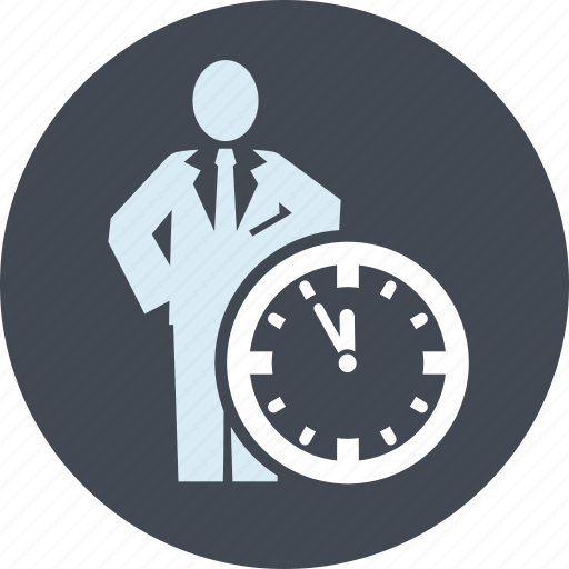clock, dead line, events, management, people, schedule, time icon