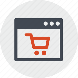 ecommerce, internet, online, seo, shopping, solutions, website icon