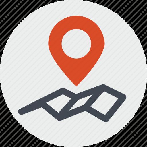destination, gps, location, map, navigation, optimization, places icon