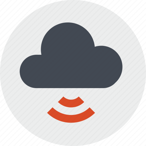 cloud, computing, data, download, information, media, social icon