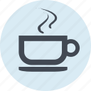 break, coffee, drink, menu, restaurant, tea, time icon
