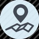 destination, gps, location, map, navigation, optimization, places