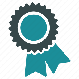 award, certificate, certification, guarantee, quality, seal, sticker icon