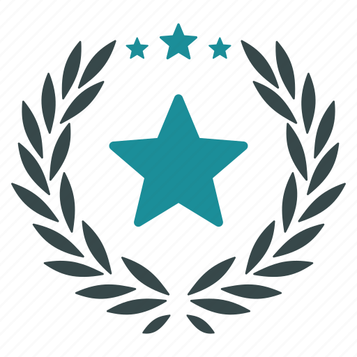 best, guarantee, honor, like, proud, star, success icon