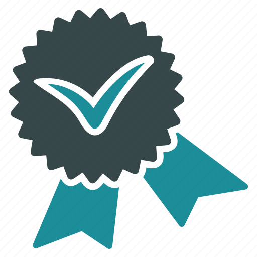 award, best, ok, prize, seal, success, validation icon
