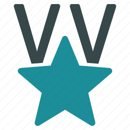 award, badge, medal, prize, star, victory, winner icon