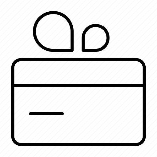 card, credit, debit, gift, payment icon