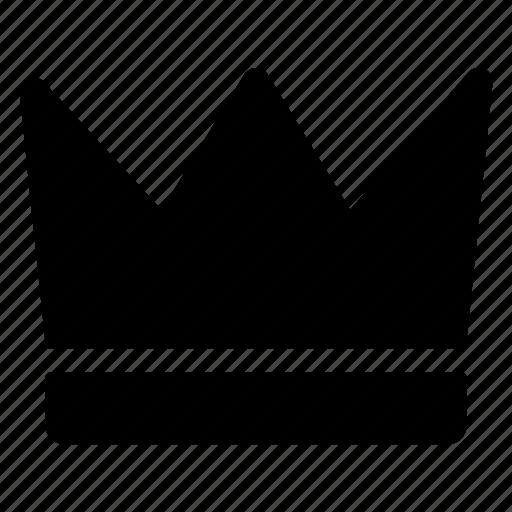champion, crown, king, royal, winner icon