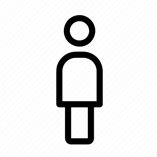 Human, male, man, people, person icon - Download on Iconfinder