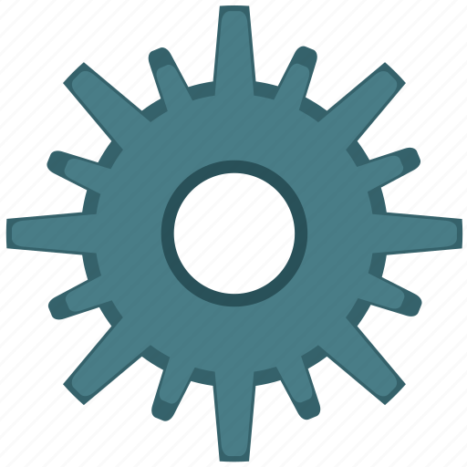 cogwheel, detail, engine, part, spare, wheel icon