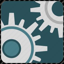 app, application, engine, parts, spare icon