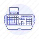 2, computer, gaming, keyboard, keyboards, wired icon