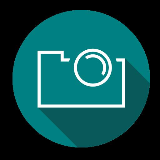 camera, selfie, shoot, snap, vacation icon