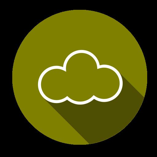 cloud, computing, download, sass icon