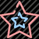 award, bookmark, favorite, rating, star