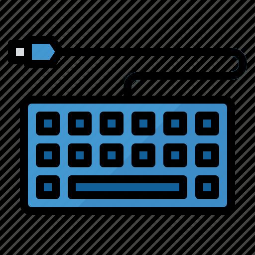 computer, hardware, interface, keyboard, tool icon