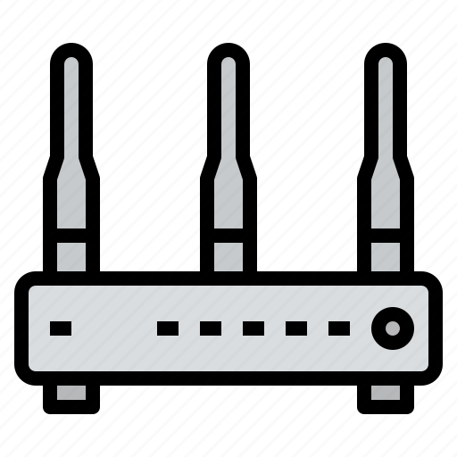 internet, modem, router, wifi, wireless icon