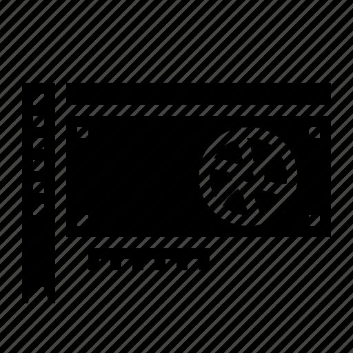 card, gaming, graphic, vga icon