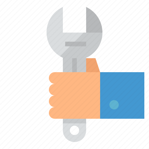 maintenance, repair, service, support icon