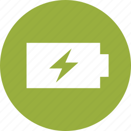 accumulator, battery, charge, charging, electricity icon