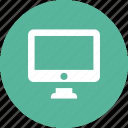computer, desktop, display, imac, monitor, screen icon